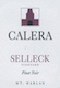 Calera Selleck Vineyard Pinot Noir - label