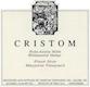 Cristom Marjorie Vineyard Pinot Noir - label