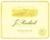 Rochioli Vineyards and Winery River Block Pinot Noir - label