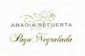 Abadia Retuerta Pago Negralada - label