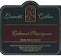 Leonetti Cellars Cabernet Sauvignon - label