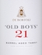 De Bortoli Old Boys 21 Years Barrel Aged Tawny - label