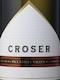 Petaluma  Croser Late Disgorged Sparkling - label