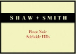 Shaw and Smith   Pinot Noir - label