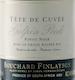 Bouchard Finlayson Tête de Cuvée Galpin Peak Pinot Noir - label