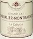 Bouchard Père et Fils Chevalier-Montrachet Grand Cru La Cabotte - label