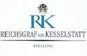 Reichsgraf von Kesselstatt Scharzhofberger Riesling TBA - label