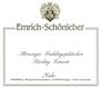 Weingut Emrich-Schönleber Monzinger Frühlingsplätzchen Riesling Eiswein - label