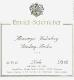 Weingut Emrich-Schönleber Monzinger Halenberg Riesling Auslese - label