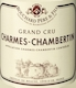 Bouchard Père et Fils Charmes-Chambertin Grand Cru  - label