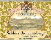 Schloss Johannisberg Riesling Spätlese - label