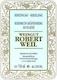 Weingut Robert Weil Kiedricher Klosterberg Riesling Auslese - label