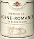 Bouchard Père et Fils Vosne-Romanée Premier Cru Les Beaux Monts - label