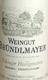 Weingut Bründlmayer Riesling Zöbinger Heiligenstein BA - label