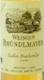 Weingut Bründlmayer Gelber Muskateller Eiswein - label