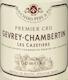 Bouchard Père et Fils Gevrey-Chambertin Premier Cru Les Cazetiers - label