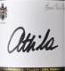 Attila Gere Attila Cuvée - label