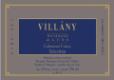 Attila Gere Cabernet Franc Selection - label
