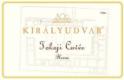 Királyudvar Tokaj Cuvée Ilona - label