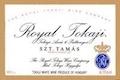 Royal Tokaji Wine Company Tokaj Szt. Tamás Aszú 6 Puttonyos - label