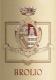 Barone Ricasoli Chianti Classico Brolio - label
