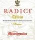 Mastroberardino Radici Riserva - label