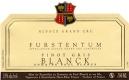 Domaine Paul Blanck Pinot Gris Furstentum Grand Cru - label