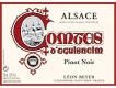 Domaine Léon Beyer Pinot Noir Comtes d'Eguisheim - label