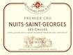 Bouchard Père et Fils Nuits-Saint-Georges Premier Cru Les Cailles - label