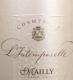 Mailly L'Intemporelle Brut Grand Cru - label