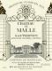 Château de Malle  Deuxième Cru - label