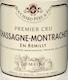 Bouchard Père et Fils Chassagne-Montrachet Premier Cru En Remilly - label