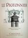 Château Lagrezette Le Pigeonnier - label