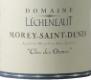 Domaine Lecheneaut Morey-Saint-Denis Premier Cru Clos des Ormes - label