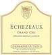 Domaine Guyon Echezeaux Grand Cru  - label