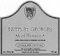 Domaine Guyon Nuits-Saint-Georges Aux Herbues - label