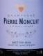 Pierre Moncuit Cuvée Non Dosé Grand Cru - label