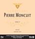 Pierre Moncuit Rosé Grand Cru - label