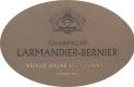 Larmandier-Bernier Vieilles Vignes de Levant Extra Brut Grand Cru - label