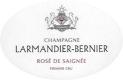 Larmandier-Bernier Rosé de Saignée Extra Brut Premier Cru - label