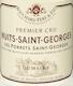 Bouchard Père et Fils Nuits-Saint-Georges Premier Cru Les Porrets-Saint-Georges - label
