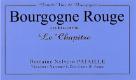 Domaine Sylvain Pataille Bourgogne Rouge Le Chapitre - label