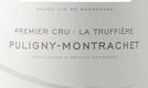 Domaine Bruno Colin Puligny-Montrachet Premier Cru La Truffière - label