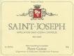 Domaine Pierre Gonon Saint-Joseph  - label