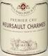 Bouchard Père et Fils Meursault Premier Cru Charmes - label