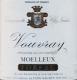 Domaine du Clos Naudin (Foreau) Moelleux - label