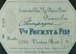 Veuve Fourny et Fils Cuvée du Clos Fg Notre Dame Extra Brut Millésimé Premier Cru - label