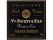Veuve Fourny et Fils Grande Réserve Brut Vertus Premier Cru - label