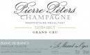 Pierre Péters Blanc de Blancs Extra Brut Grand Cru - label