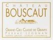 Château Bouscaut  Cru Classé de Graves - label